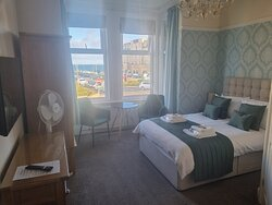 Room 4, Sea View Double, 1st Floor.