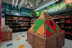 Omega Mart offers the fresh-ish produce in sunny Las Vegas!
