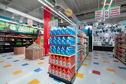 Explore the aisles! Find what you're looking for! Find yourself!