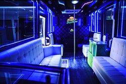 Party bus  Happy trackers bali