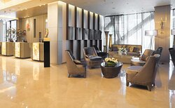 Lobby Hotel Alger radisson Blu