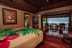 Premium Beachfront Bungalow Plus