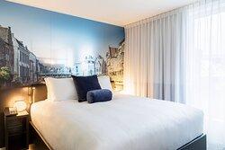 King Studio Suite - Sleeping Area