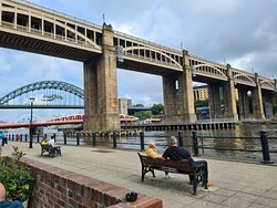 Wetherspoons The Quayside Newcastle.