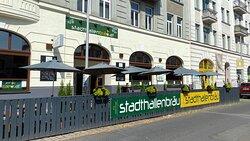 Schanigarten Vogelweidplatz 1