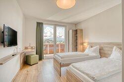 Standard Zimmer mit Twin Betten
