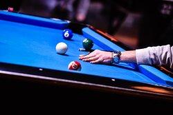oltre 30 tavoli pool