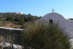 seen from Agia Varvara chapel