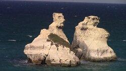 affacciato su un mare turchese