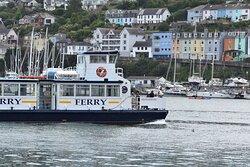 ferry  to  Dartmouth