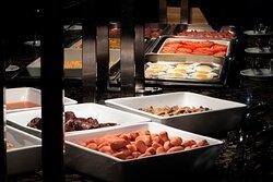 Desayuno Buffet Hotel Princesa Parc
