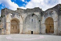 Abbaye d'Art de Trizay