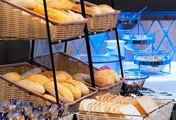Desayuno buffet Restaurant Louis XV
