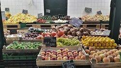 Rákóczi Tér Market Hall