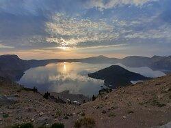 Crater Lake pics