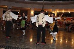 soirée folklorique grecque