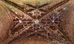 Ornate brickwork