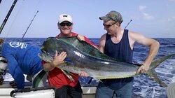 56 lb Mahi Islamorada, Florida
