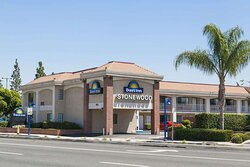Welcome To The Days Inn Downey.