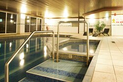 Swimming Pool The Beaches Hotel Prestatyn North Wales