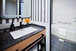 1Bedroom Double Bathroom