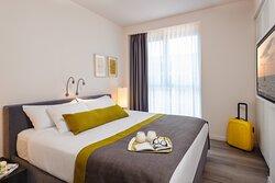 Herods Herzeliya Terace Suite Room