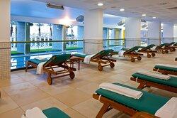 Herods Dead Sea Indoor Pool