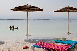 Herods Dead Sea Beach