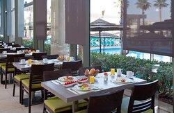 Magic Palace Eilat dining
