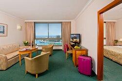 Magic Palace Eilat Superior Suite Saloon