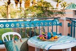 Magic Sunrise Club Eilat Balcony