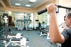 Magic Sunrise Club Eilat Gym