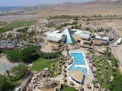 Magic Sunrise Club Eilat Hote From Air