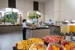 Leonardo Negev Beer Sheva Dining Room