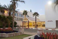 Leonardo Club Eilat Hotel Entrance