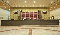 Leonardo Club Eilat Reception