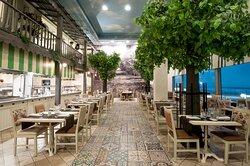 Herods Tel Aviv Dining Room