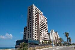 Leonardo Plaza Haifa Building Dpi