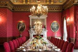 William Kent House Wedding Table