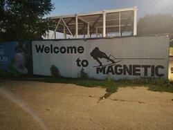 Magnetic Wake Park