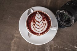 Coffee at ICF Wake Park