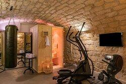 Sauna / fitness