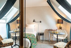 Chambre double ou twin / Double or twin room