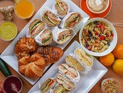 Overall Food Selection