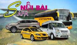 Xe Nội Bài đi Sapa - Noibai airport to Sapa
