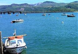 1.  Mawddach Estuary, Barmouth, Gwynedd, North Wales