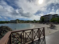 Diamond Club Beach Access