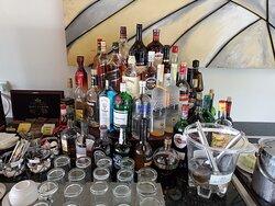 Diamond Club Alcohol  Selection