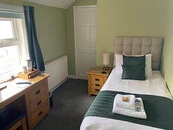 Room 7, Single Room, Top Floor.