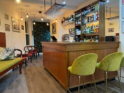 The Chin Chin  - Bringing Cozy Conversations to Redcar in a form of a Microbar.
